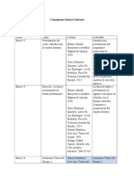 Cronograma Ensayo Literario 17-01