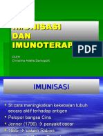 Paper - Imunisasi Dan Imunoterapi