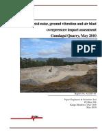 dtk logging pty ltd, gundagi quarry, appendix h - 2. vipac report 421057-01.pdf