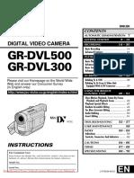 Jvc Gr-dvl300 Minidv(1)