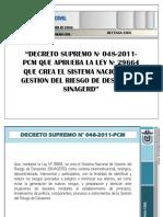 Tema 4 - Reglamento Del SINAGERD