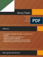 Horno Flash