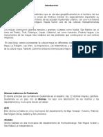 Idiomas maternos de Guatemala Trabajo formal.docx