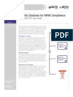 HIPAA Compliance - How WS FTP Can Help