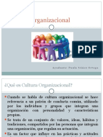 3.- Cultura Organizacional