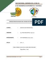 CODIGOS DEONTOLOGICOS DEL COLEGIO DE INGENIEROS DEL PERU