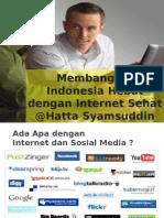 Internet Sehat Untuk Bangsa