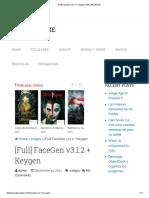 facegen v3.4.1