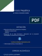 Cirrosis-Hepática