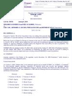 Aguirre v FQB+7G.R. No. 170770