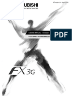 FX3G Users Manual - Hardware Edition