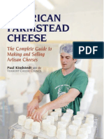 Milk, An Excerpt from American Farmstead Cheese
