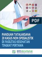 BUKU PANDUAN TATALAKSANA 20 KASUS NON SPESIALISTIK DI FKTP.pdf