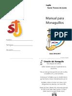 Manual Para Monaguillos 2016 2017 41np2q71