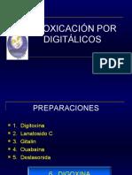 Intoxicación digitálica