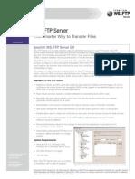 Datasheet FTP Server