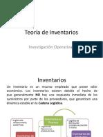 Inventarios operativa