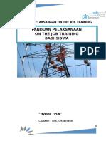 Buku Panduan OJT S1D3 berbasis Proyeksi Jabatan.docx