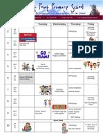 2017 term 2 calendar insert