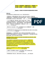 Aaa- Novedades-lista Full Materiales en Cds