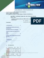 Informe Económico No 82