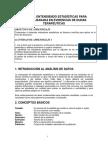 Lectura Comprensiva Estadística (MBE 4)