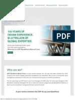 About DSP BlackRock - Asset Management Firm