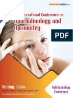 OphthalmologyConference 2017 Brochure