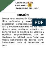 Mision Maria Parado