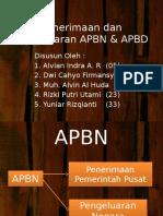 Penerimaan dan Pengeluaran APBN & APBD.pptx