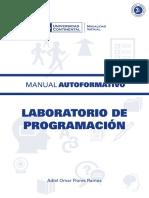Laboratorio de Programacion ED1 V1 2014