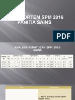 Postmortem SPM 2016 SAINS.pptx