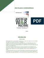 Peter Dale Scott - La Máquina de Guerra Norteamericana