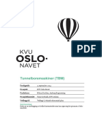 Oslo Navet Tunnelboremaskiner n