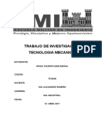 Trabajo de Investigacion Tecmec 2do