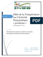 Rapport Enzymo TP4
