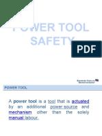 Power Tool Safety Rev 1 0