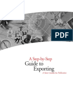 Exporting Guidelines For Students