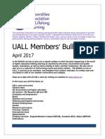 UALL Members Bulletin - April 2017.pdf
