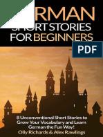 German Short Stories for Beginners - Olly Richards