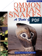 common indian snakes