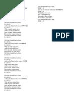 Old MacDonald had a farm song