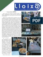 LLOIXA. Número 115, gener/enero 2009. Butlletí informatiu de Sant Joan. Boletín informativo de Sant Joan. Autor