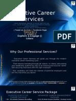 Executive Career Services