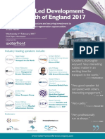 2nd Annual Transport Led Development in the North of England 2017 Brochure Web6