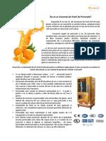Prezentare Orangefresh - Romana