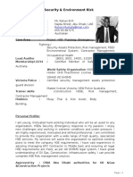 HSE Resume