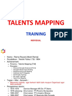 Talents Mapping Training