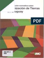 Recopilación Normativa Sobre Colonización de Tierras en Uruguay