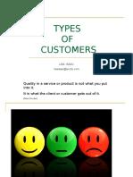Customer Types 162